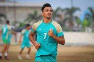 تماس دلفی با اردوی تیم امید