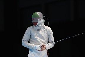 حضور ۱۷ شمشیرباز ایران درمسابقات قهرمانی آسیا