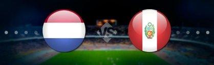 خلاصه بازی هلند 2 - پرو 1 (دوستانه)