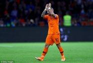 گفتگو با وسلی اسنایدر پس از خداحافظی از تیم هلند