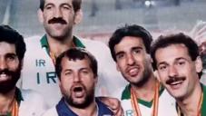 اولین بازی ایران - عراق پس از آتش بس جنگ از زبان علی پروین