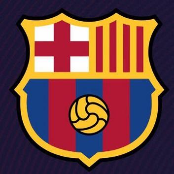 لوگو تیم بارسلونا