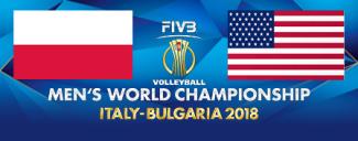 خلاصه والیبال آمریکا 2 - لهستان 3 (قهرمانی جهان)