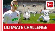 چالش گلزنی با عینکهای عجیب تیمهای بوندسلیگا