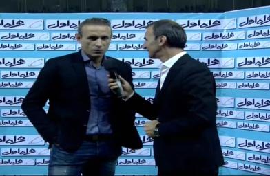 صحبت های یحیی گلمحمدی پس از پیروزی برابر فولاد