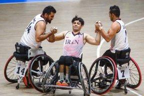 آغاز اردوی تیم ملی بسکتبال با ویلچر مردان از شنبه