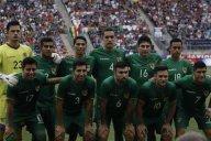 پیشبازی دیدار دوستانه ایران-بولیوی