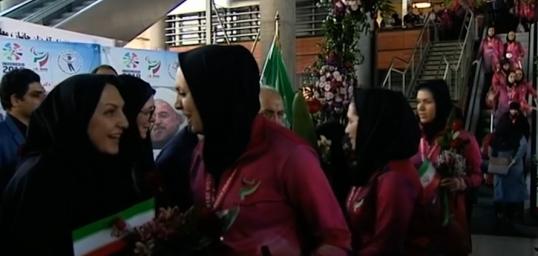 بازگشت کاروان خودباوری و امید به ایران