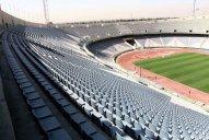 حال و هوای ورزشگاه آزادی پیش از بازی ایران - بولیوی