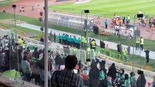 ورزشگاه آزادی؛اولین تشویق های بانوان پس از سالها