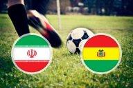 خلاصه بازی ایران 2 - بولیوی 1