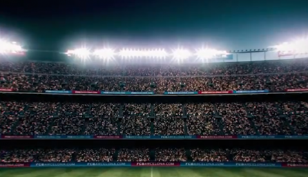 طرح موزاییکی بارسلونا برای الکلاسیکو پیشرو