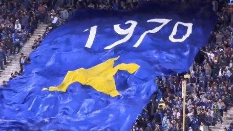 کری هواداران استقلال برای پرسپولیس در بازی سپاهان