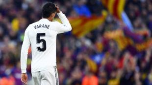 تلفات سنگین رئال مادرید در ال کلاسیکو