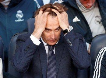 اختلاف در رئال مادرید برای انتخاب سرمربی جدید