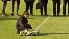 وداع تلخ بازیکنان و مدیران لسترسیتی با مالک فقید باشگاه خود