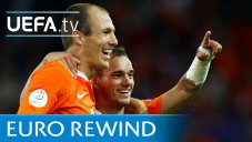 بازی خاطره انگیز هلند 4 - فرانسه 1