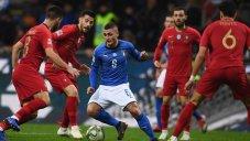 حواشی دیدار ایتالیا - پرتغال
