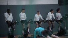آخرین تمرین آلمان برای تقابل با هلند در سالن سربسته