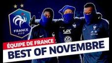 حواشی تیم ملی فرانسه در ماه نوامبر  (05-09-97)