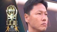 انتخاب سرمربی کاشیما به عنوان بهترین سرمربی سال  آسیا 19-2018