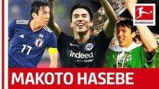 مروریبر فوتبالبهترینلژیونر آسیایی؛ ماکوتو هاسبه