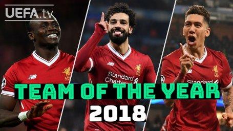 بهترین بازیکنان لیورپول از نگاه هواداران در سال 2018