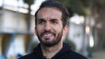 خاطرات جالب محمد نوری با پیراهن پرسپولیس
