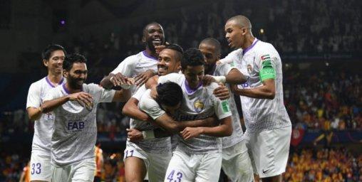 تمام گلهای همگروه استقلال، العین امارات در جام باشگاه های جهان