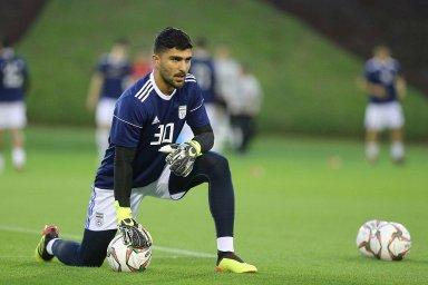 آخرین صحبت های عابدزاده در تمرین تیم ملی