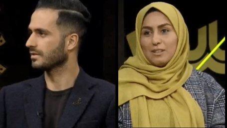 گفتگو با علی قربانی و همسر استقلالی و فوتبال دوستش
