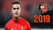 مهارتهای فوتبالی حاتم بن عرفا درفصل 19-2018