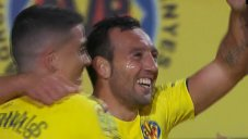 گل دوم ویارئال به رئال مادرید (دبل کازورلا)