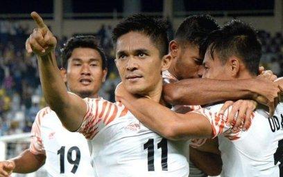 سونیل چتری ؛ فوتبالیستی از سرزمین بالیوود