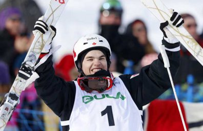 میکاییل کینگزبوری ; محبوب ترین ورزشکار ورزشهای زمستانی