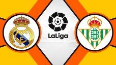 خلاصه بازی بتیس 1 - رئال مادرید 2