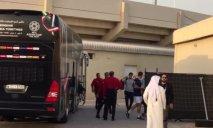 اختصاصی ورزش سه؛ ورود تیم ملی ایران به ورزشگاه الوصل