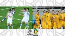 پیش بازی استرالیا - ازبکستان