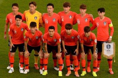 ترکیب کره جنوبی مقابل ایران اعلام شد