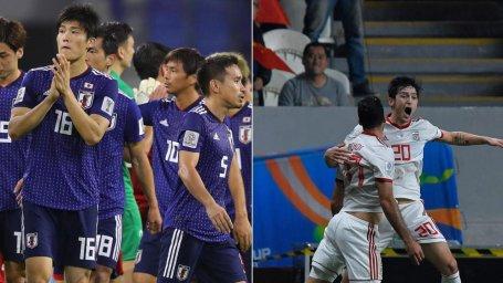 پیش بازی دیدار های نیمه نهایی جام ملت های آسیا