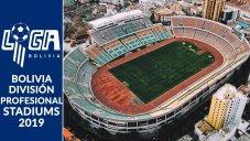 آشنایی با استادیوم های لیگ کشور بولیوی