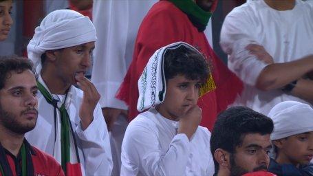 اشکها و لبخندها؛ امارات - قطر