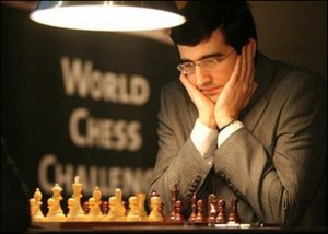 خداحافظی اسطوره شطرنج دنیا; ولادیمیر کرامنیک