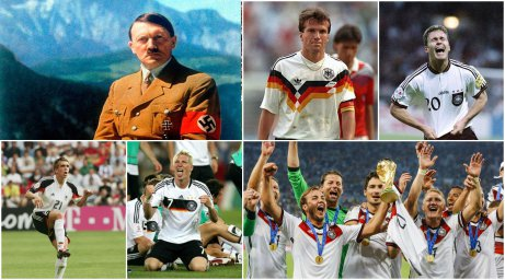 تاریخ فوتبال آلمان از دوران هیتلر تا به امروز
