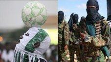 فوتبال عامل وحدت ملی مردم نیجریه در مقابل بوکوحرام