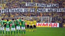 پیش بازی دورتموند - وردربرمن در جام حذفی