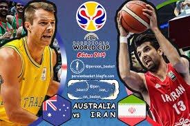 خلاصه بسکتبال ایران 85- استرالیا74