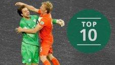 10 لحظه برتر در تاریخ فوتبال ملی هلند
