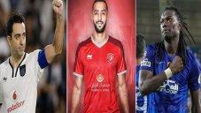 آشنایی با برترین بازیکنان خارجی تیم های غرب آسیا