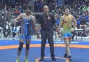 پیروزی حسنیزدانی در یکهشتمنهایی (دانکلوفبلغارستان)